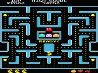 Play this flash version of Ms Pac-Man for free.